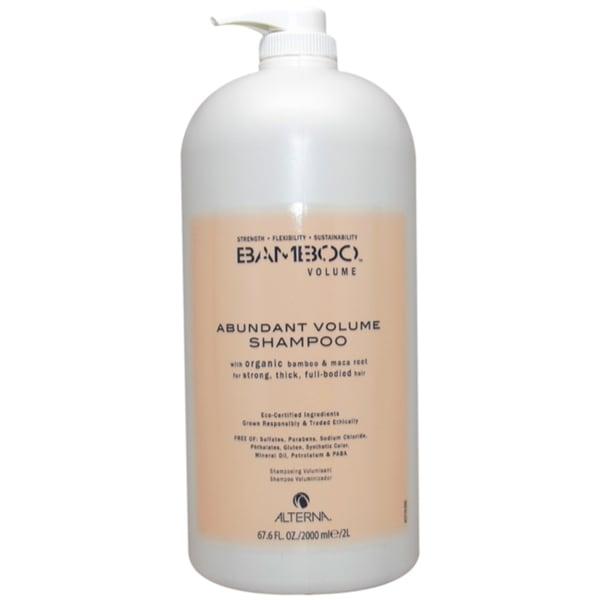 Alterna Bamboo Volume Abundant 67.6-ounce Shampoo