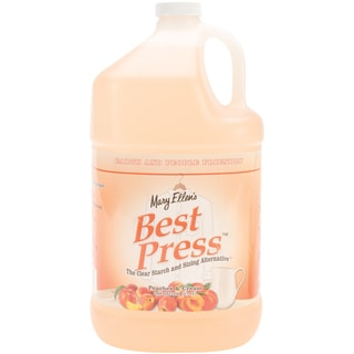 Mary Ellen's Best Press Refills 1 Gallon-Peaches & Cream