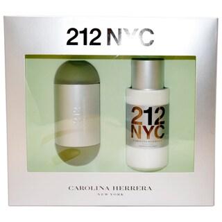 Carolina Herrera 212 Women's 2-piece Gift Set