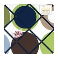 Sweet JoJo Designs Designer Dot Modern Bulletin Board