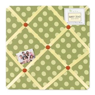 Sweet JoJo Designs Forest Friends Fabric Memory Board