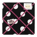 Sweet JoJo Designs Hot Dot Modern Fabric Memory Board