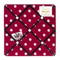 Sweet JoJo Designs Ladybug Fabric Memory Board