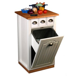 Venture Horizon Butcher Block Bin