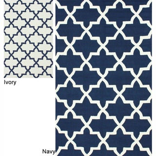 nuLOOM Handmade Marrakesh Trellis Wool Rug