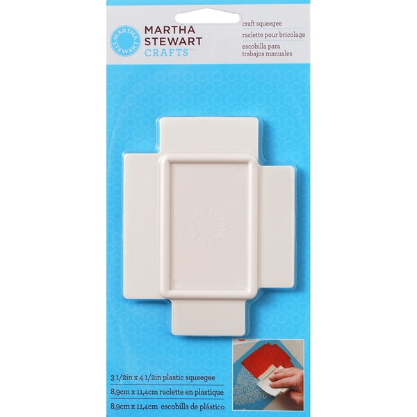 Martha Stewart Craft Squeegee