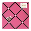 Sweet JoJo Designs Girls Soccer Fabric Bulletin Board