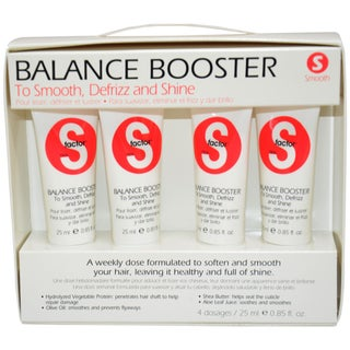 TIGI S-Factor Balance Boosters (Set of 4)