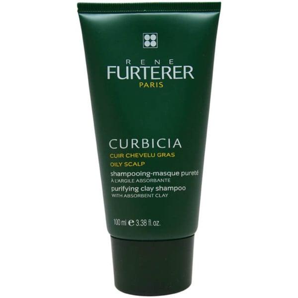 Rene Furterer Curbicia Purifying Clay 3.38-ounce Shampoo