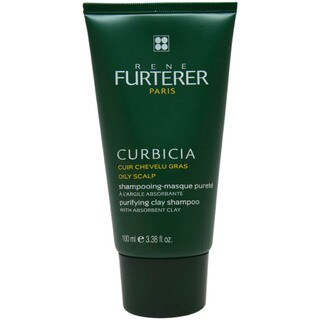Rene Furterer Curbicia Purifying Clay 3.38-ounce Shampoo