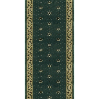 Rivington Rockwall Basil Runner Rug
