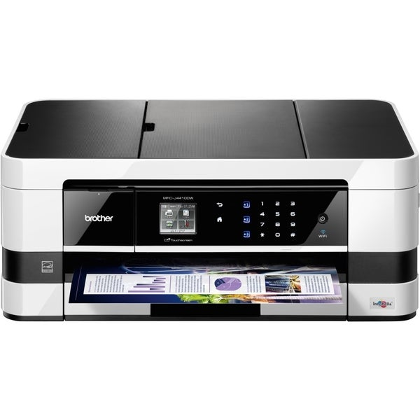 Brother MFC-J4410DW Inkjet Multifunction Printer - Color - Plain Pape