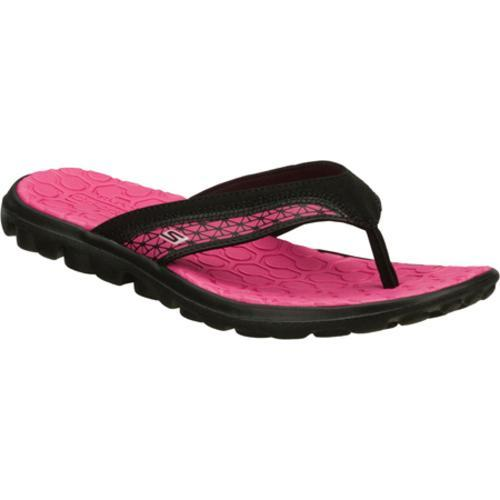 Women's Skechers On The GO Escape Black/Pink