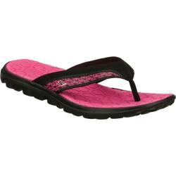 Women's Skechers On The GO Escape Black/Pink