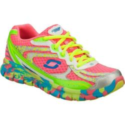 Women's Skechers Synergy Confetti Color Pink/Multi