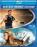 Troy/Gladiator (Blu-ray Disc)