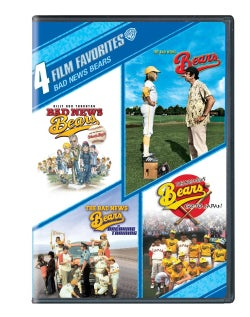 4 Film Favorites: Bad News Bears (DVD)