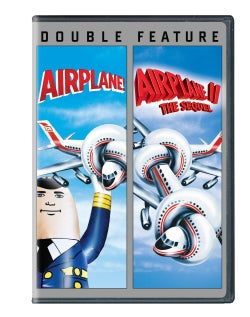 Airplane/Airplane 2: The Sequel (DVD)
