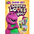 Barney: Barney Loves You (DVD)