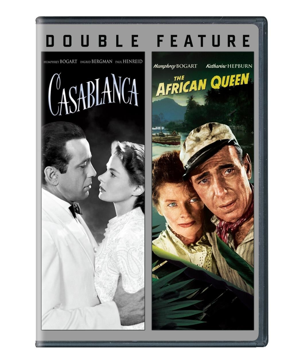 Casablanca/African Queen (DVD)