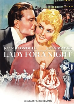 Lady for a Night (DVD)