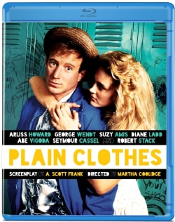 Plain Clothes (Blu-ray Disc)