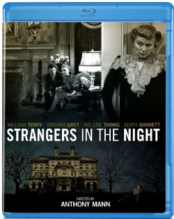 Strangers in the Night (Blu-ray Disc)