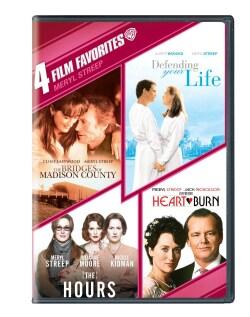 4 Film Favorites: Meryl Streep (DVD)