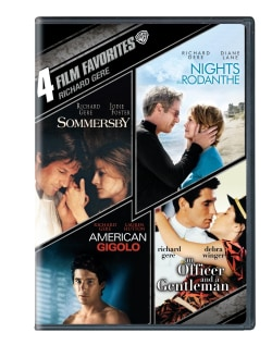 4 Film Favorites: Richard Gere (DVD)