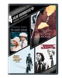 4 Film Favorites: Robert Redford (DVD)