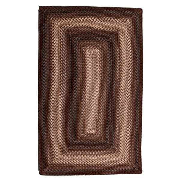 Muddy Waters Indoor/ Outdoor Braided Rug (2'3 x 3'9)