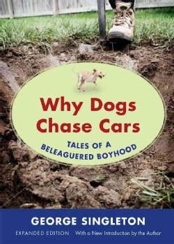 Why Dogs Chase Cars: Tales of a Beleaguered Boyhood (Paperback)