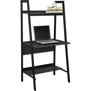 Altra Black Ladder Desk