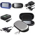 BasAcc Charger/ Cable/ Cases/ Adapter for Sony Playstation Vita