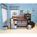 Trend Lab Max 5-piece Crib Bedding Set