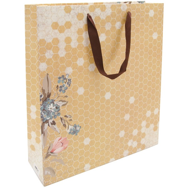 """Forget-Me-Not Gift Bag 13""""X15""""X2.75"""" (330x380x70mm)-"""