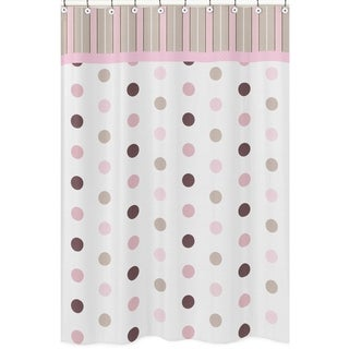 Cotton Shower Curtains | Overstock.com: Buy Bathroom Furnishings ...