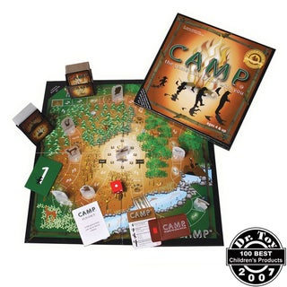 Original Camp Game Board