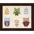 Sweet JoJo Designs Night Owl Cotton Floor Rug
