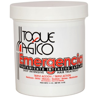 Toque Magico Emergencia Deep Intensive 16-ounce Hair Treatment