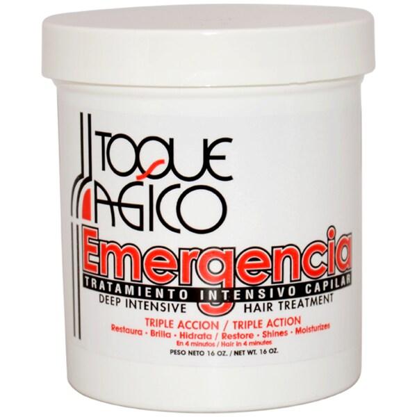 Toque Magico Emergencia Deep Intensive 16-ounce Hair Treatment