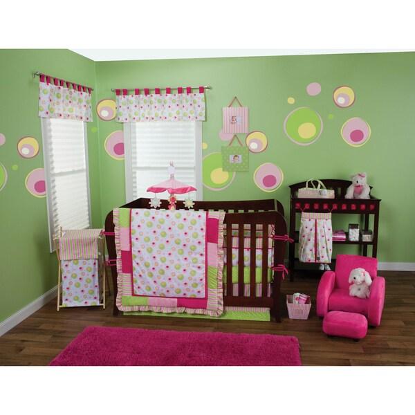 Trend Lab Splash 5-piece Crib Bedding Set