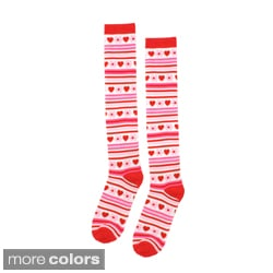 WINS Everyday Multicolored Knee Socks
