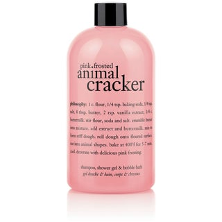 Philosophy Pink Frosted Animal Cracker 16-ounce Shower Gel