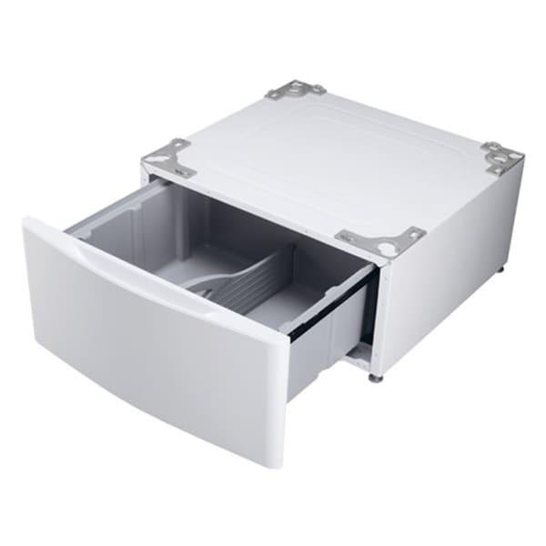 "LG ""WDP5W"" White Laundry Pedestal"