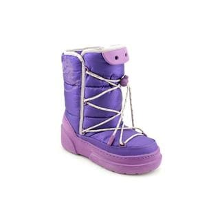 Crocs Girl's 'Dahlia' Man-Made Boots