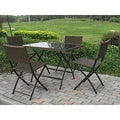 Sicily 5-piece Dining Set