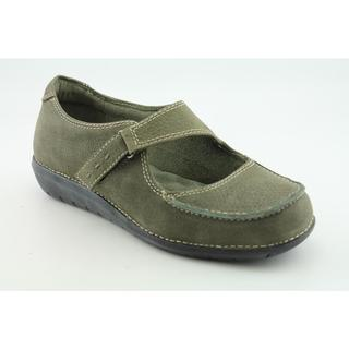 Softwalk Women's 'Monaco' Nubuck Casual Shoes - Narrow (Size 9.5)