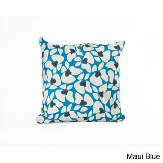 Maui Blue Throw Pilow (20 x 20)