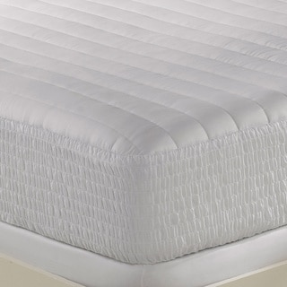 Beautyrest 300 Thread Count Egyptian Cotton Mattress Pad